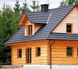 Строительство домов из бруса в Оренбурге